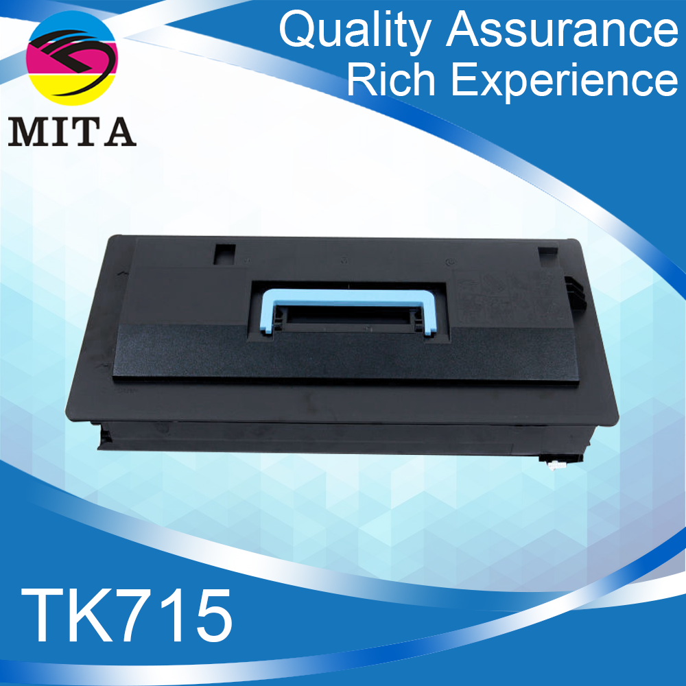 high quality TK715 Compatible Empty Toner Cartridge