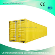 2013 RX Cheap Used 20' Dry Cargo Shipping Containers Price for Sale from China