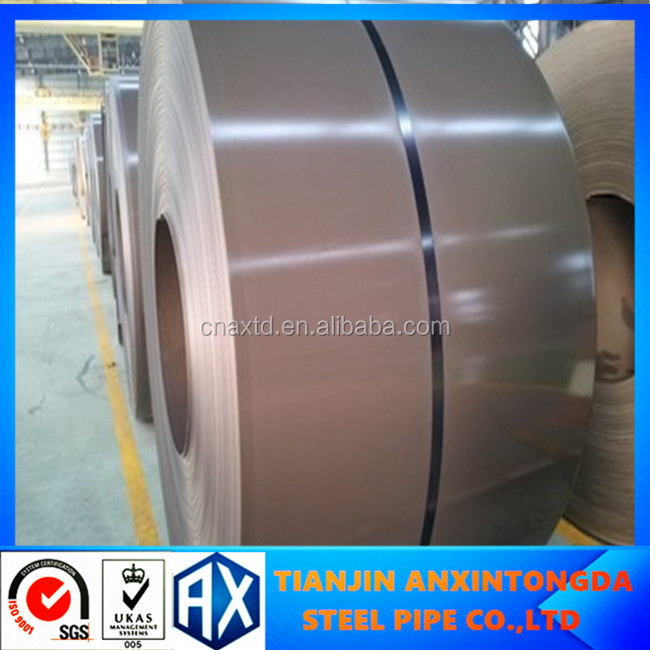 colored steel coils narrow width cold rolled galvanized coil strip