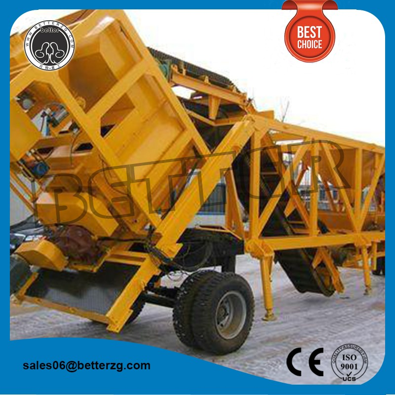 concrete batching plant plastic containers for cement mixing