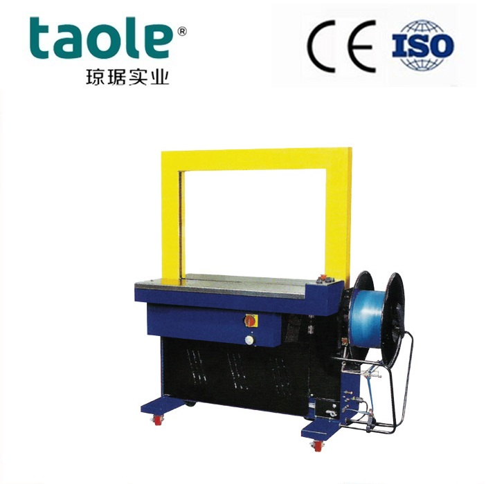 Automatic plastic strapping machine Carton packing equipment