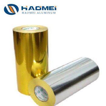 Reasonable Price Heat Sealing Lacquered Aluminum Foil