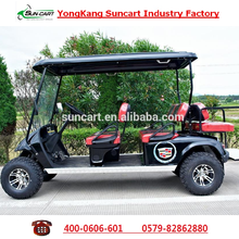 Hunting electric golf cart,6 Passenger Custom Golf Buggy