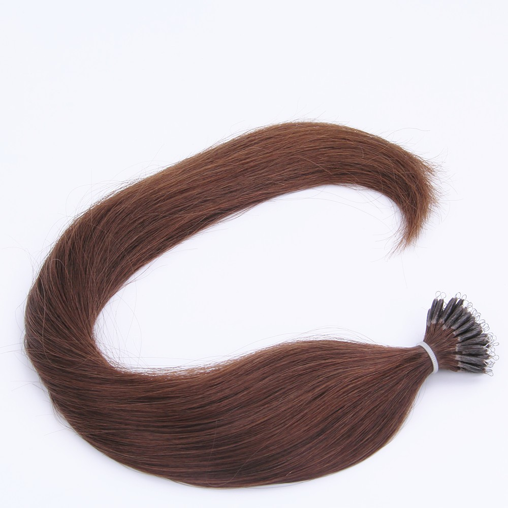 mongolian human best quality hair extension nano ring hair