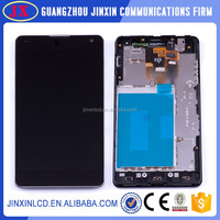 [Jinxin]Cell phone spare parts for LG Optimus G E975 LCD with touch digitizer assembly