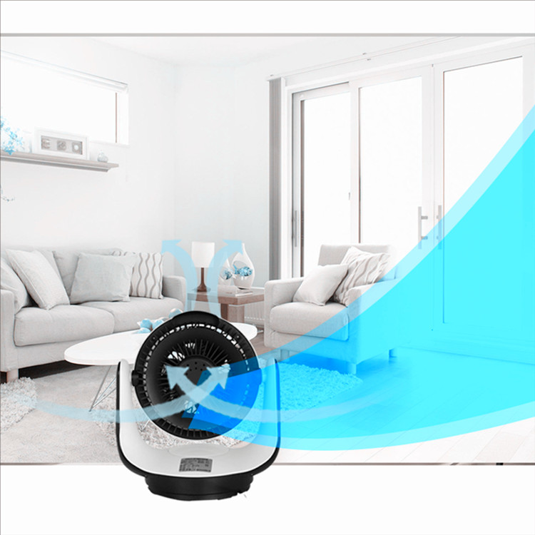 2018 certification custom logo AC/DC ventilador remote control OEM/ODM electrical portable 3d table air circulator fan