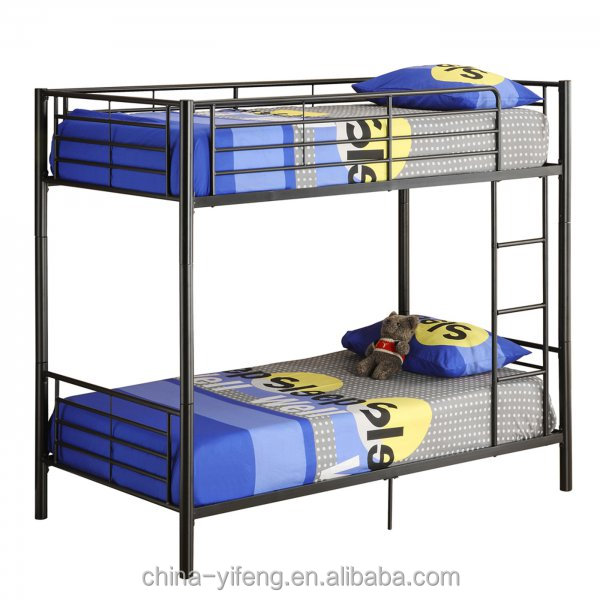 Factory direct modern design cheap metal bunk beds buy for Cheap metal bunk beds