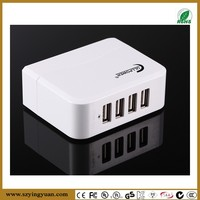 super fast charger 4 port usb charger FOR iphone6 ,ipad, ipod