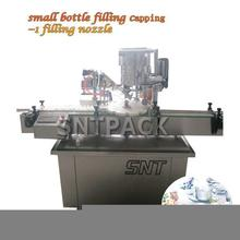 LY-P 10ml essential oil filling capping machine With ISO9001 Certificate