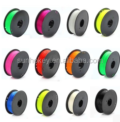 Wholesale price 1.75mm <strong>abs</strong>/pla 3d printer filament for FDM 3d printing machine