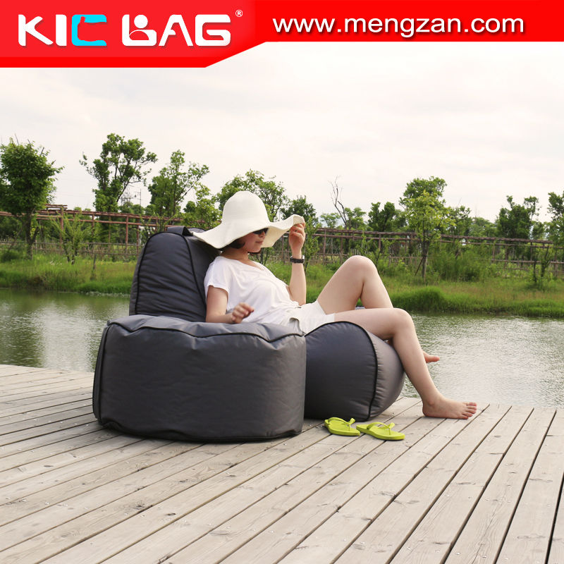 square bean bag without bean bag filling material