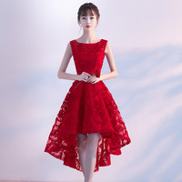 Fashion Design Sleeveless Western Wedding Party Bridesmaid dresses