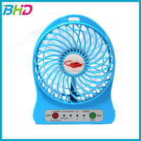 Low price Portable 3 Rechargeable Mini Handheld Desk Fan 3 Speed Modles Cool USB Fan