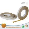 Best quality hotmelt yellow color double side embroidery tissue tape