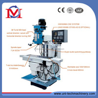 XK7130A Small CNC milling machine for sale