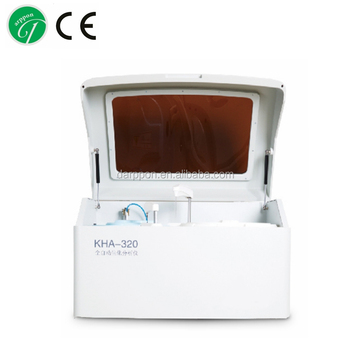Portable clinical chemistry analyzer automatic hematology analyzer for human or vet