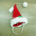 Christmas design animal plush hat