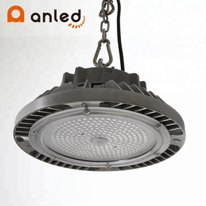 200w highlight Led round ufo High Bay 120deg symmetrical Lighting Distribution Wrehouse Lighting