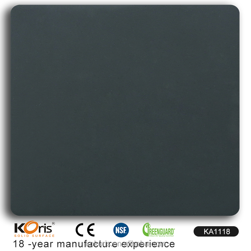 KA1118 China Koris Solid Surface Countertops Manufacturers