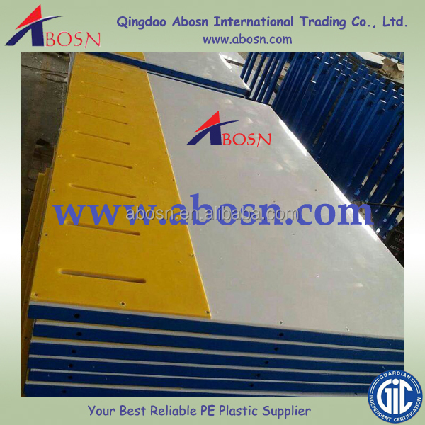 Temporary Portable Barriers/Ice Arena barrier dasher board