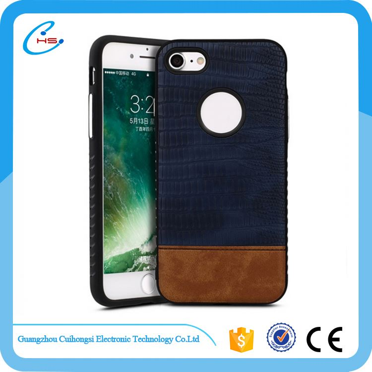 Best prices leather beautiful hybrid phone case for iphone