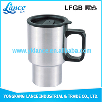 factory wholesale price double walled thermal plastic cup
