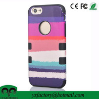 factory bulk fancy pc silicon cheap cute colourful mobile phone cover for iphone 6