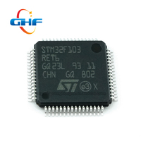 Chips MCU FLASH Microcontroller IC STM32F103 STM32F103RET6
