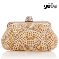 New Style Evening Bag Elegant Clutch Bags Personality Wedding Handbag