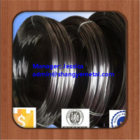 Lowest Price Tensile Strength 16 18 Gauge Black Annealed Tie Wire