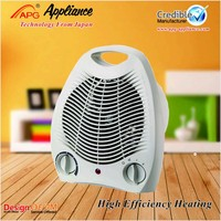 Classic portable electric fan heater 2000w with CE/LVD/EMC/ROHS