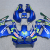 TCMT XF-4009-01 Injection ABS Plastic Fairing Kit For Honda CBR250R CBR 250R MC19 88 89 Blue