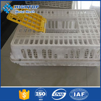 stainless steel transport cages for chickens with good quality