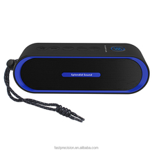 16W Deep BassSport Portable Wireless Bluetooth Speakers 4.2 with Bass Sound,Stereo Pairing,Durable Design