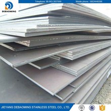 Worldwide good drawing nature soft prime 409 grade 3mm stainless steel sheet