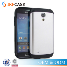 Hybrid Armor TPU PC Anti-Shock Mobile Phone Case For Samsung Galaxy S4 Mini i9190 9190