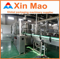 Bottle Water Washing Filling Capping Machine turnkey mineral water / pure water making plant bottling machine