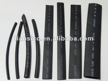 PVC Heat Shrink Tube, Available in Various Colors, Lengths and Sizes