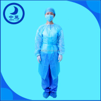 Hospital nurse sterile disposable surgical gown