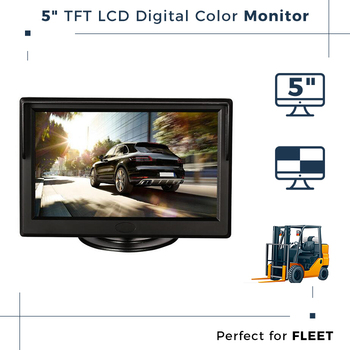 5 inch LCD Monitor for DVR Price in Bangladesh For Forklift