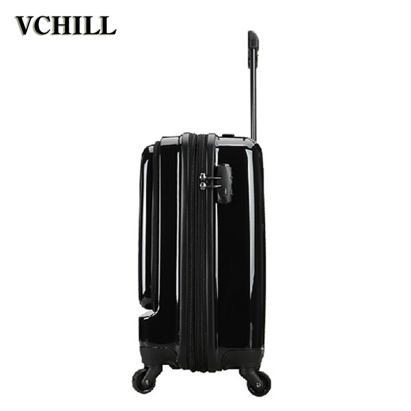 Factory Directly trolley cabin folding luggage bag for wholesale