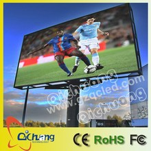 Outdoor advertising flexible led screen 10mm