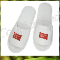 High quality recycling with rubber women sheepskin slipper