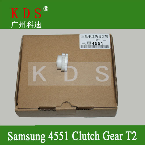 Original clutch gear for Samsung ML4551 4550 3561 3560 4050 4550 forXerox 3500 3600 3635 3650 clutch for Printer parts