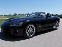 Used 2004 Dodge Viper SRT-10 Car