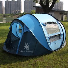 STAR HOME New Waterproof Outdoor Camping tents easy pop up tent changing room
