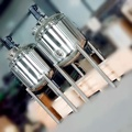 Vertical type Steam Heater Buffer Tank for pasteurized product