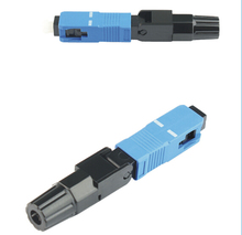 New Design SC UPC 0.9mm Fast Connector For Optical Access Network