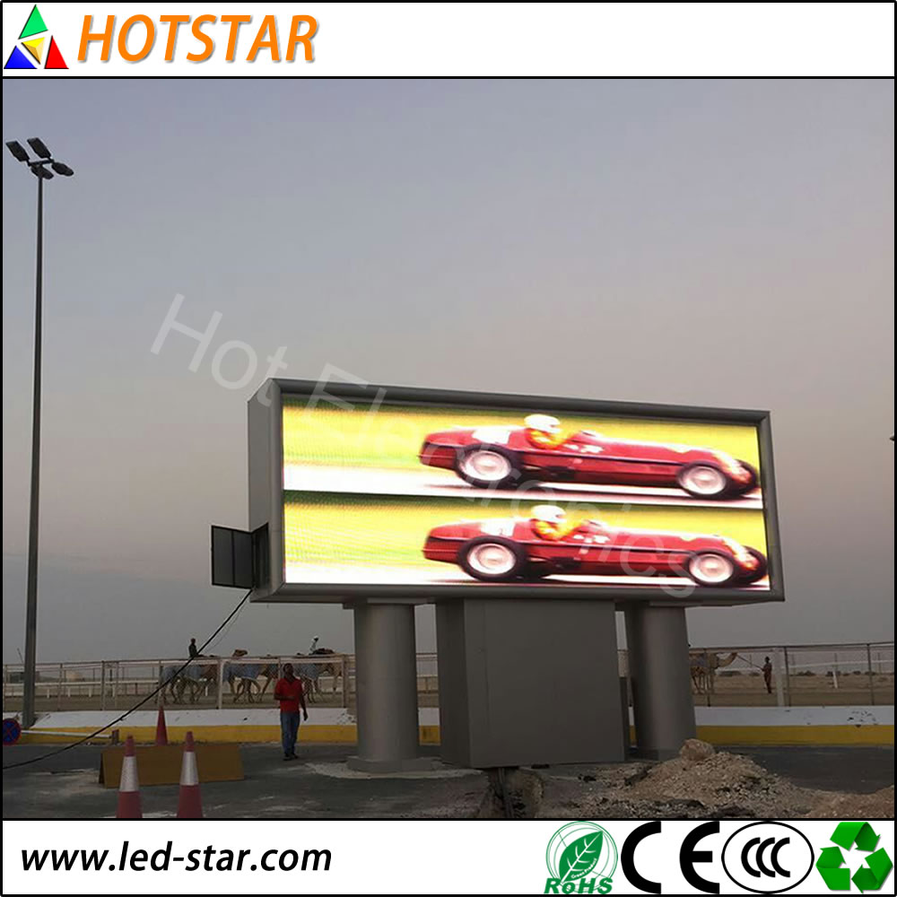 10mm Pixels and Outdoor Usage ph10 outdoor full color led module Good Price for Turkey Market