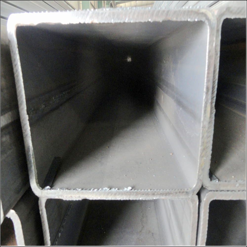 Carbon steel hot rolled pre galvanized fence pipe